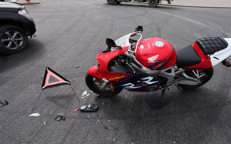 How to reduce your chances of getting hurt in a motorcycle wreck