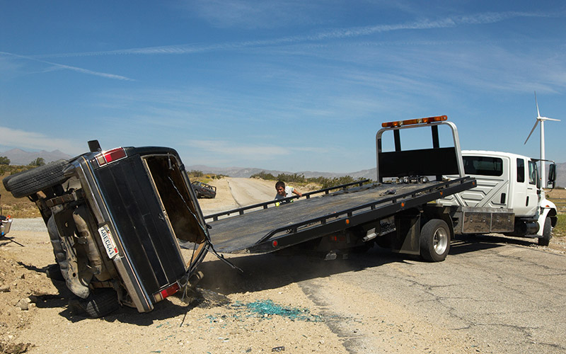 Dangers of Trucks on Riverside Freeways: Scary Statistics