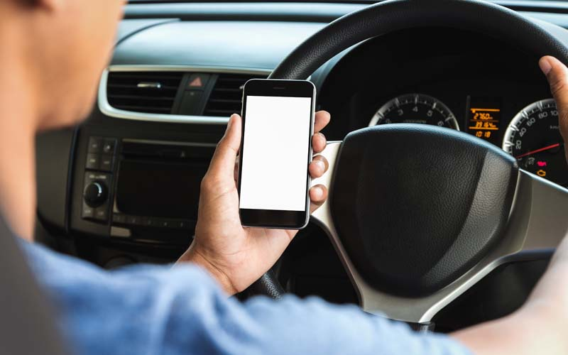 The science behind distracted driving