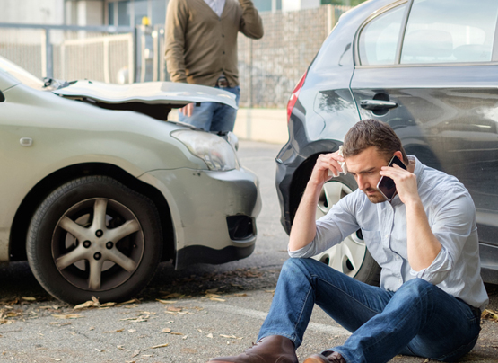 Car Accidents Caused by Teens