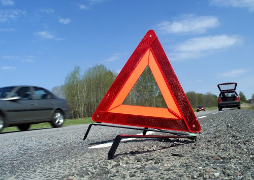 Surprising Truth About Road Shoulder Accidents (Why You Should Never Park on the Side of the Road)