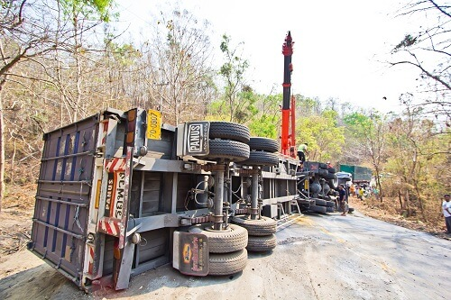Why the Truck Driver Log Book is Important in Accident Cases